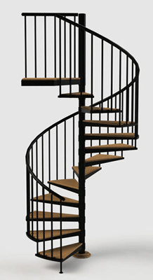 Винтовые лестницы Калипсо Крым: